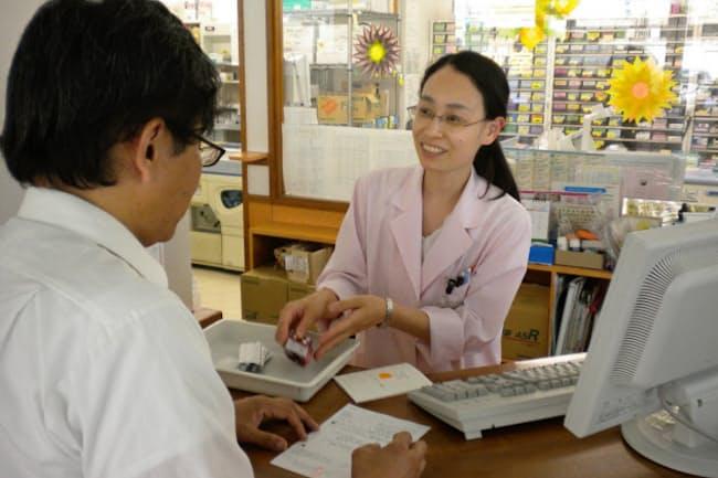 薬剤師との相性も薬局選びのポイント(東京都内の薬局)