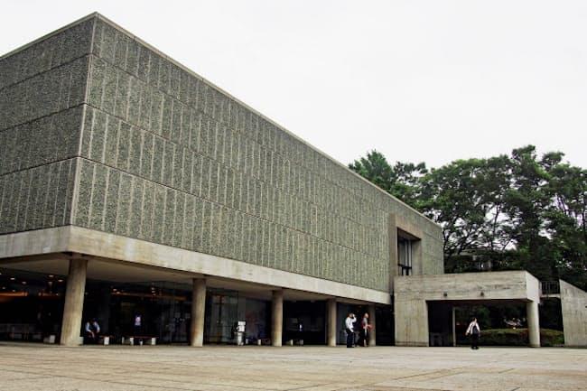 国内で唯一、ル・コルビュジエが設計した国立西洋美術館本館(東京・台東)