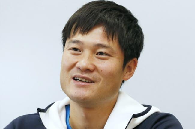 車いすテニス 国枝慎吾さん