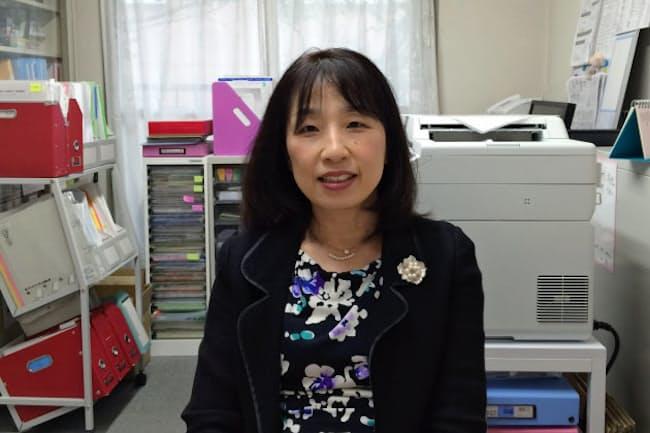 東邦大学看護学部教授、岸恵美子さん=保健師を経て日本赤十字看護大学大学院で看護学博士号取得。2009年帝京大教授、15年から現職。高齢者の虐待や孤立問題を研究。