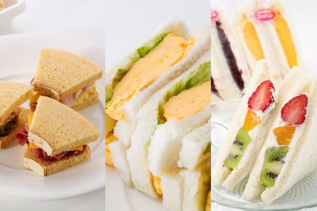 女性も男性も楽しめるサンドイッチ専門店を紹介