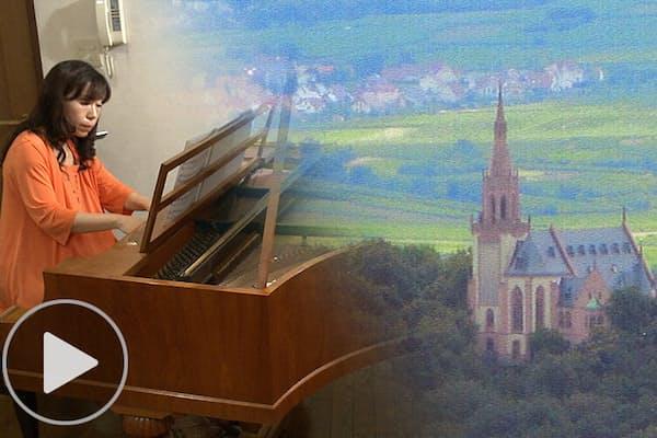 19世紀ピアノで弾くシューマン 小倉貴久子さん(前編)ロマン派の音色