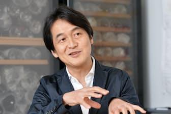慶応義塾大学特別招聘教授 夏野剛氏