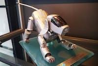 ソニーのロボット犬「AIBO」