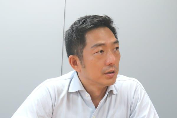 中村俊裕さん