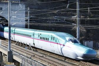 北海道新幹線の札幌延伸は2030年度に予定されている
