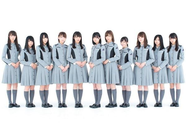 けやきざか46 乃木坂46に続く「坂道シリーズ」の第2弾グループとして15年8月21日にお披露目。8月にはアイドルイベント「TOKYO IDOL FESTIVAL 2016」に2日間出場。9月には「@JAM×ナタリーEXPO 2016」に出演するなど、イベントにも積極的に参加している(写真:佐賀章広)