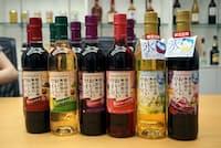 サントリーのペットボトルワイン