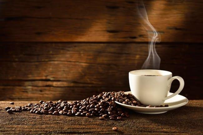 カラダに悪いと思われていたコーヒーが、近年「カラダにいい」ことがわかってきた。コーヒー党には朗報だ(c)Somsak Sudthangtum -123rf