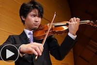 バイオリニスト三浦文彰 『真田丸』テーマ演奏を語る