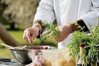 世界には実に多様なハーブがある。シェフたちはそれを活かして「料理」という自分の作品に風味や彩りを加えてきた。(写真:Andris Tkacenko/Shutterstock.com)