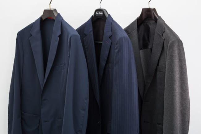 シワになりにくく丸めて収納できるジャケットが人気