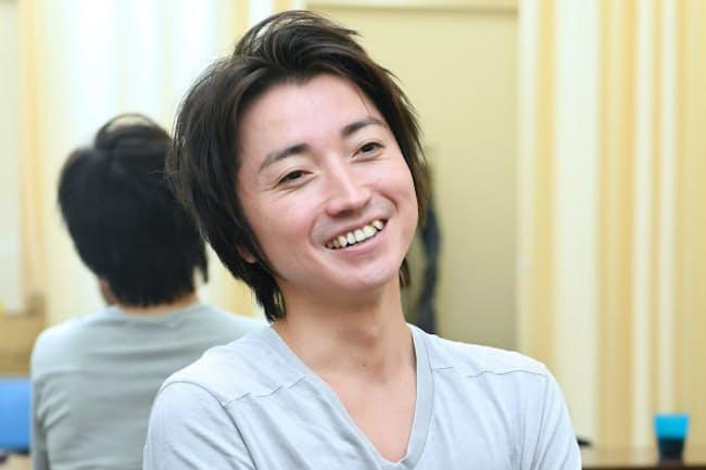 ふじわら・たつや 1982年埼玉県生まれ。97年、蜷川幸雄演出「身毒丸」でデビュー。主な舞台に「ハムレット」「ムサシ」など。テレビ、映画でも活躍する。