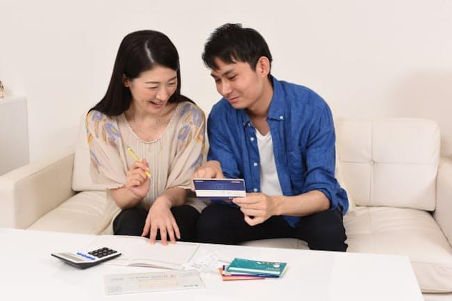 家計を効率的に運営するには夫婦の話し合いが欠かせない