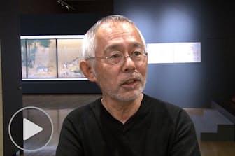 スタジオジブリの鈴木敏夫代表取締役プロデューサー