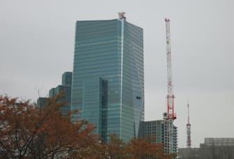 六本木エリアの防災拠点としても機能する六本木グランドタワー(東京・港)