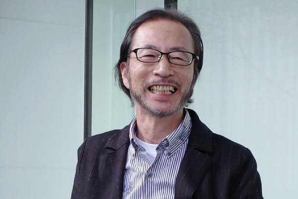劇画に影響を受けた「初心に戻って描いている」と語る漫画家の秋本治さん(東京・神保町の集英社で)