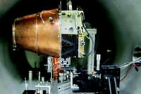 NASA研究室のEMドライブ試作品。(PHOTOGRAPH COURTESY AIAA)