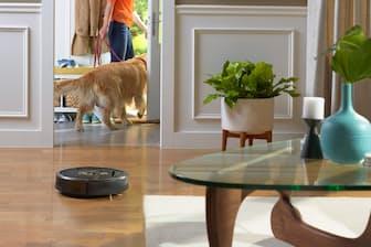 ロボット掃除機は家庭のメーンのクリーナーとして定着しつつある(写真はルンバ980)