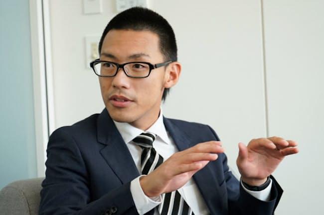 フリープラスの須田社長