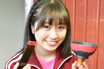 ももいろトラディショナル第1シーズンは佐々木彩夏さんが越前漆器に挑戦します