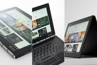 ノートパソコンとしてもタブレットしても使えるYOGA BOOK。だがもっとも魅力を感じたのは「手書きとデジタルの両立」だった