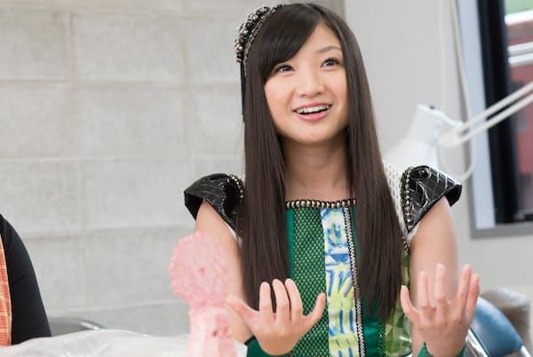 笠間焼に挑戦したももクロの有安杏果さん。同世代の若者が陶芸を志した理由に興味津々です