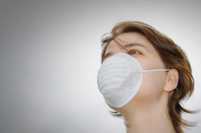 実際のところ、マスクはインフルエンザウイルスに有効なのだろうか。(c)Csaba Deli-123rf