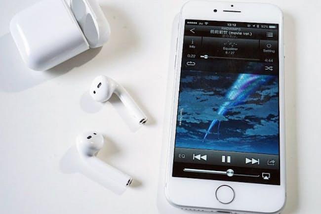 iPhone 7と組み合わせたAirPodsで音質を検証した