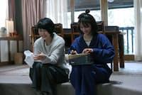 『カルテット』主な出演者は松たか子(写真左)、満島ひかり(同右)、高橋一生、松田龍平(火曜22時~TBS系)