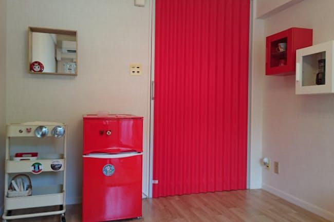 一人暮らしに多いワンルームなどでは冷蔵庫が室内の雰囲気に大きな影響を与える