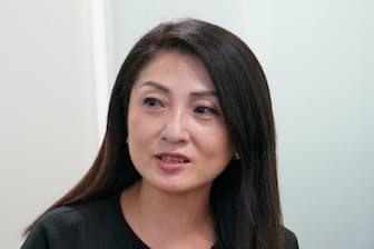 シニアマーケットコンサルタントの堀内裕子氏