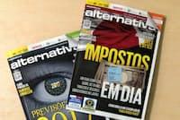 在日ブラジル人向け雑誌「alternativa」