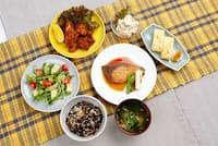 和食では小麦粉や片栗粉に要注意