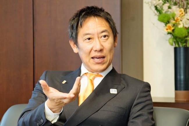 スポーツ庁の鈴木大地長官