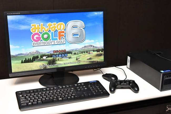 Windowsパソコンでプレイステーション3のゲームが遊べる「PlayStation Now」のサービス開始が発表された。手持ちのパソコンがPS3に早変わりする! (c)2012 Sony Interactive Entertainment Inc.