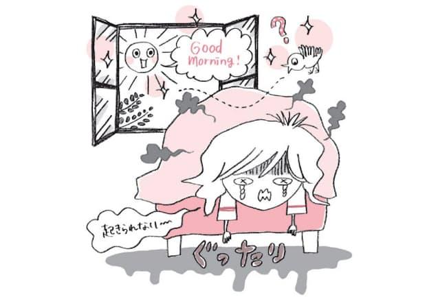 疲れの原因は脳の疲労 ミトコンドリアがさびるwoman Smartnikkei