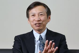 ロート製薬会長兼CEOの山田邦雄氏