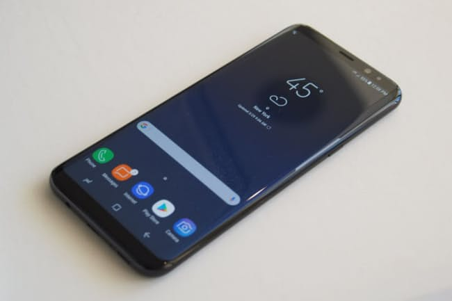 韓国サムスン電子が満を持して発表したGalaxy S8