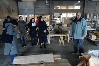 「ローカルベンチャーラボ」は2017年1月、パブリックベンチャーによる旺盛な活動が続く岡山県西粟倉村でも開かれた