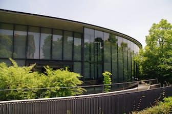 東大阪市の司馬遼太郎記念館(写真は司馬遼太郎記念館提供、以下同)