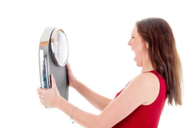せっかく減量したのに、しばらくして体重を量ったら「ギャ~、増えてる!」。そんなことにならないためには?(c)Gaby Kooijman-123rf