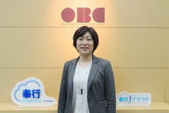伊藤理子・オービックビジネスコンサルタント マーケティング部 HRユニットリーダー