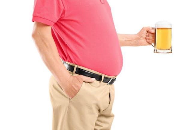 脂肪肝を放置すると、肝硬変や肝がんになる可能性があります。甘く見てはいけません(c)ljupco -123rf