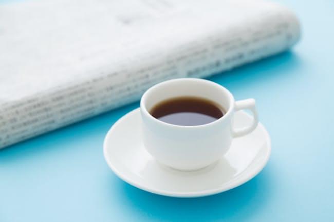 コーヒーの国内消費量は2011年より右肩上がりだという(PIXTA)