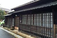 エアビーアンドビーに登録された、古い民家を改修した宿泊施設(高松市)