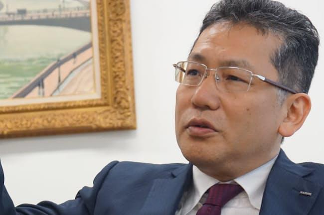 LIXILグループ社長兼CEOの瀬戸欣哉氏
