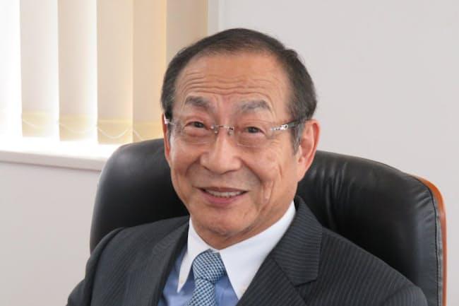 エリーパワー社長の吉田博一氏