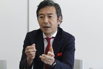 楠本修二郎カフェ・カンパニー代表取締役