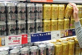 アサヒビールの「スーパードライ」は発売30年を迎えた
